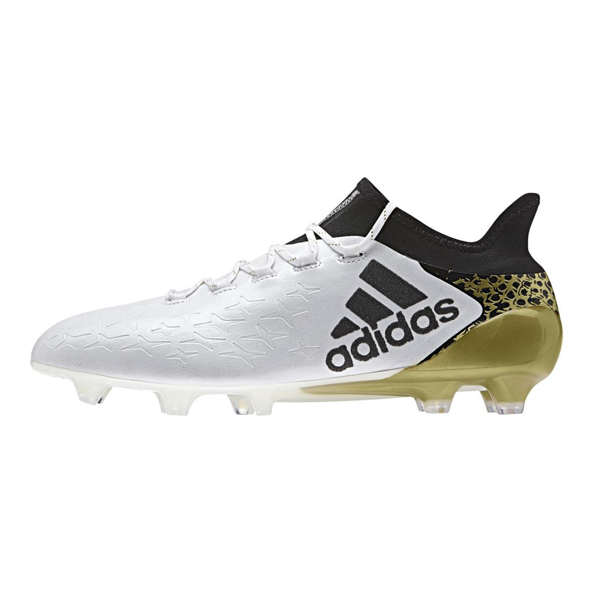 Lyst Adidas Originals X 16 1 Fg Football Boots In White For Men