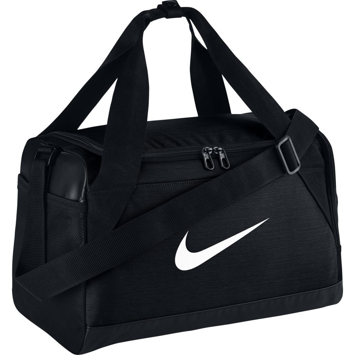 5e441b6907 Nike - Black Brasilia Xs Sports Bag for Men - Lyst. View fullscreen