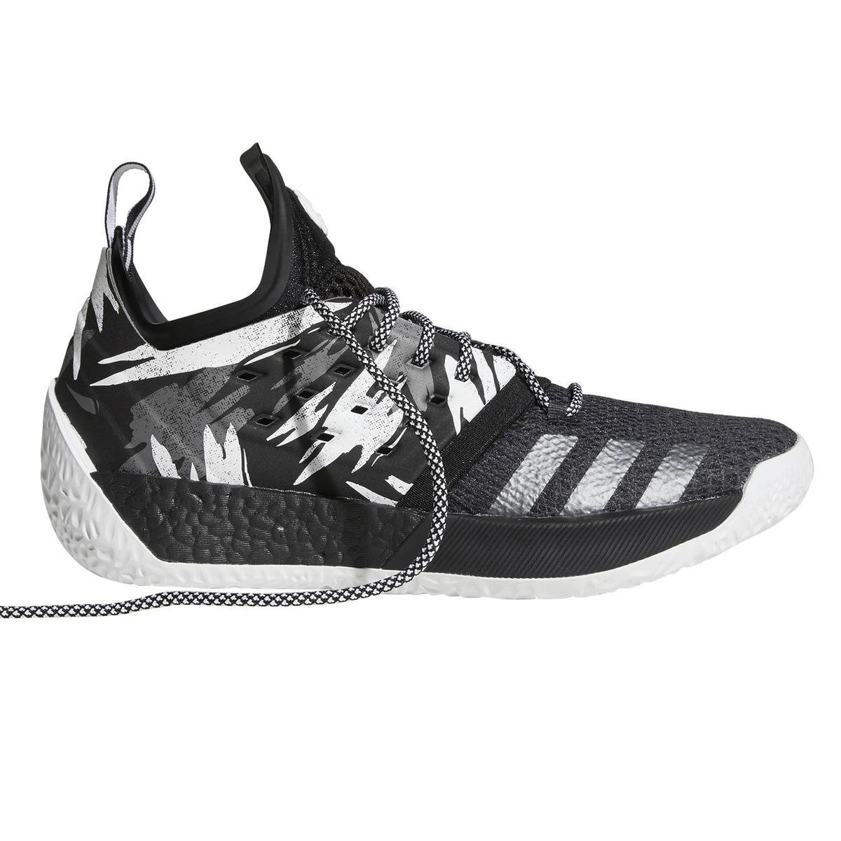 0b2360cbd2e Adidas Harden Vol 2 Basketball Boots in Black for Men - Lyst