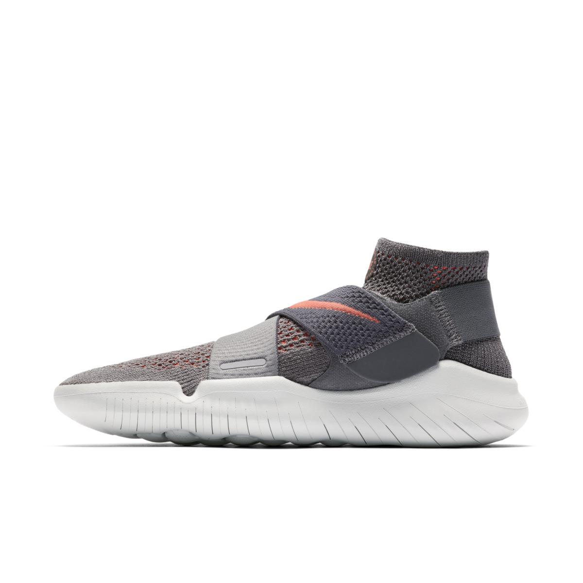 90cff8b28465 Nike - Gray Free Rn Motion Flyknit 2018 Running Shoes - Lyst. View  fullscreen