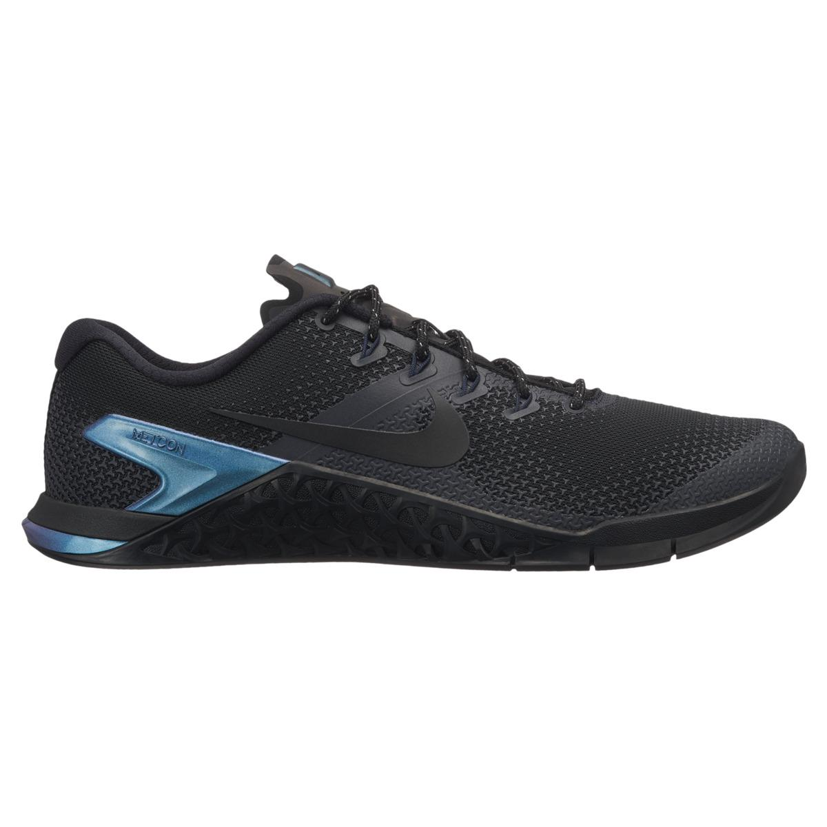 228c54a22bb0a5 Lyst - Nike Metcon 4 Amp Premium Training Shoes in Black for Men