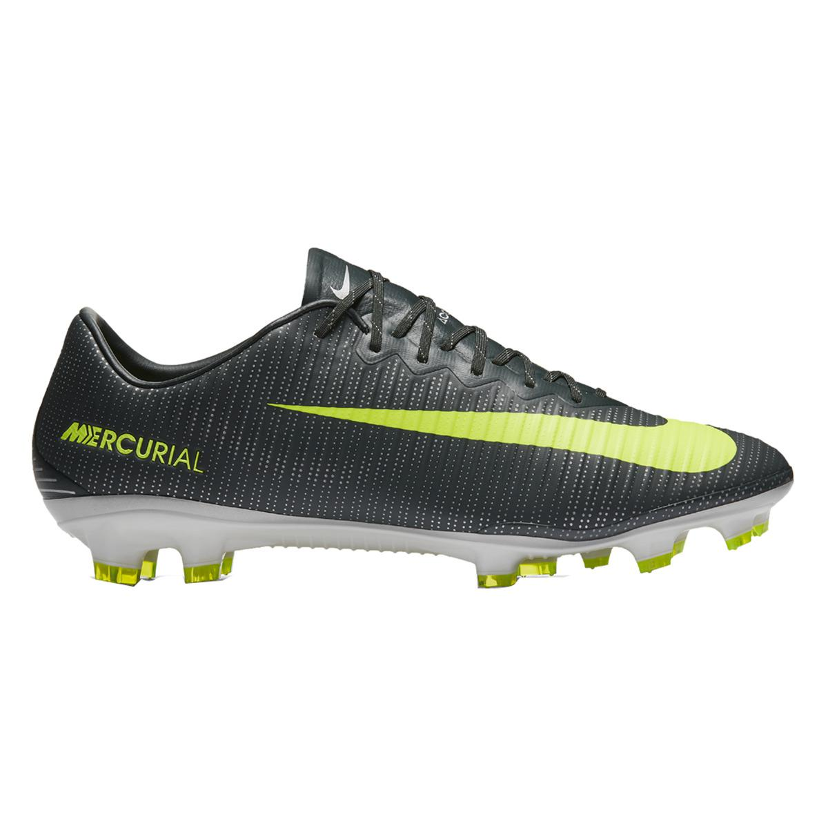 7177acead Lyst - Nike Mercurial Vapor X Cr7 Fg Football Boots in Green for Men