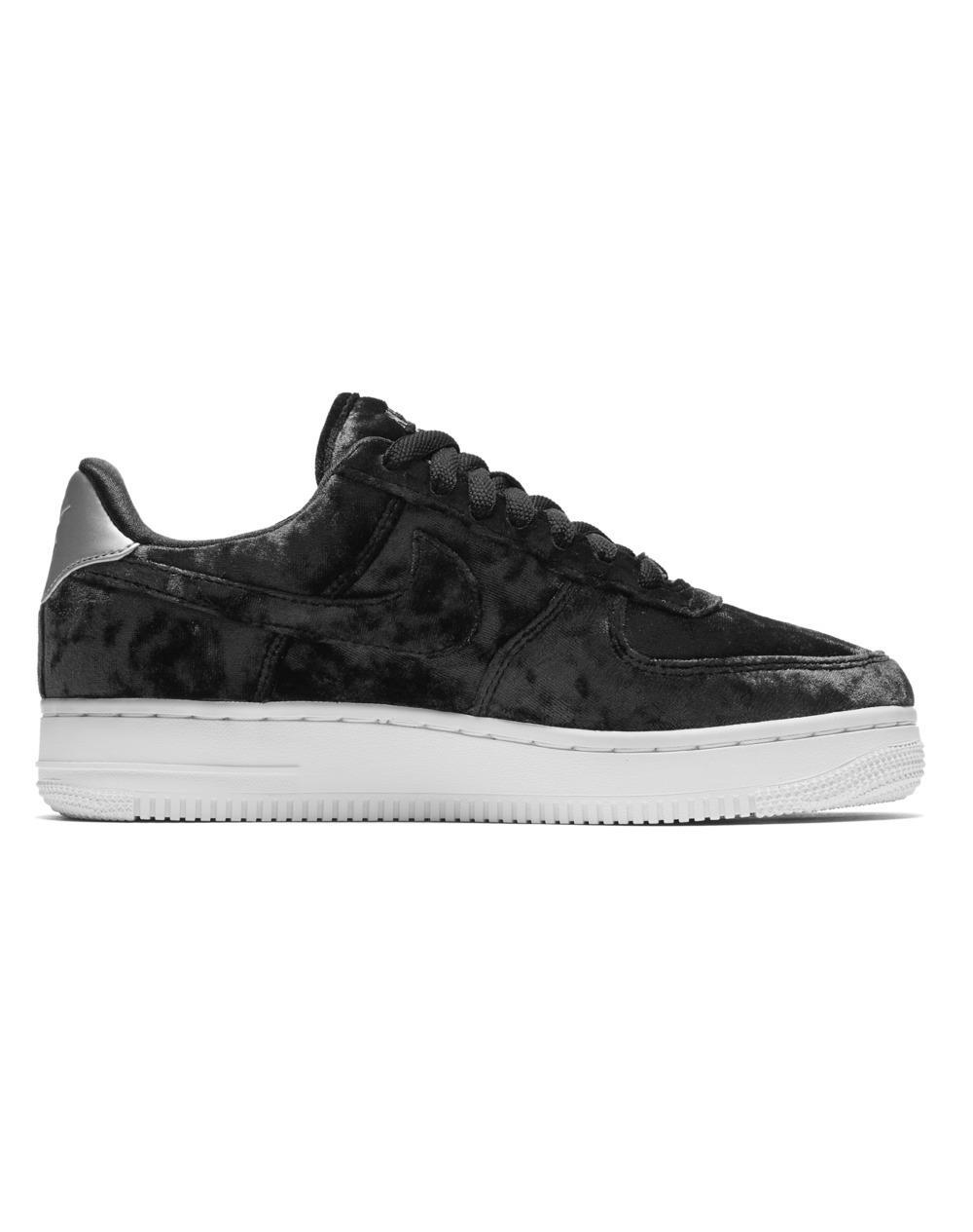 Nike. Women's Black Air Force 1 07 ...