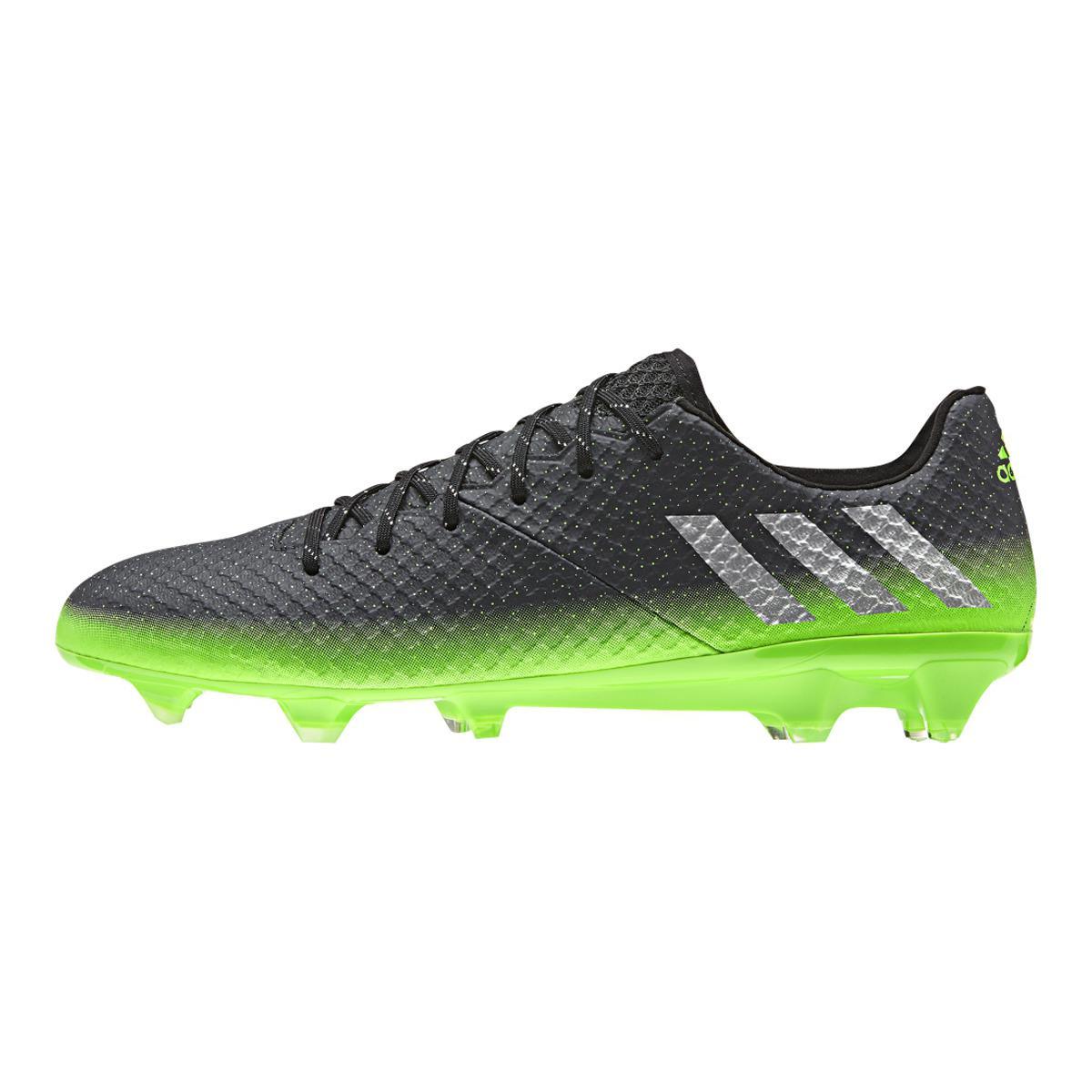 Adidas Originals Messi 16 1 Fg Football Boots In Green For Men Lyst