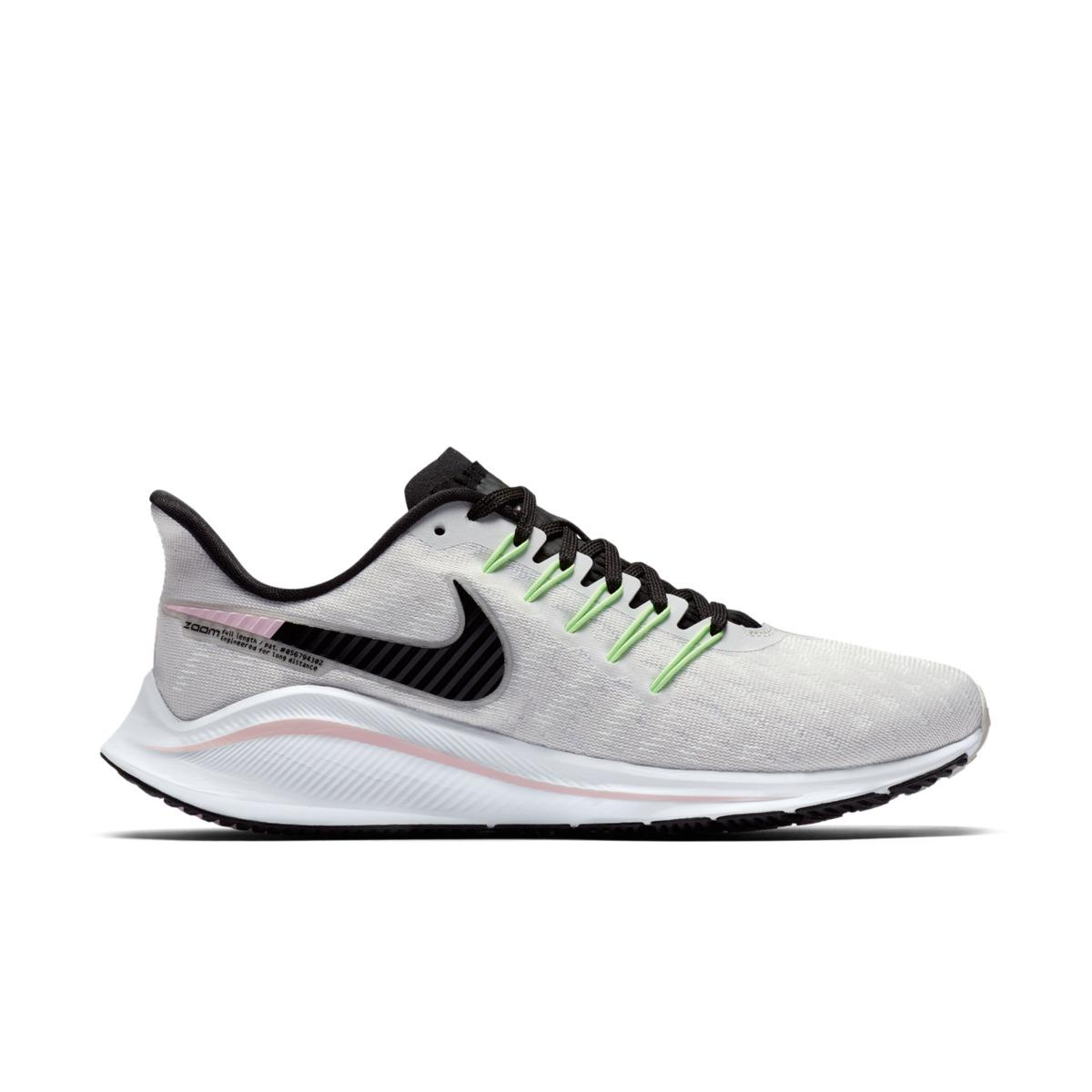 2d887fd62d9d Nike. Women s Gray Air Zoom Vomero 14 Running Shoes.  158  111 From El  Corte Ingles