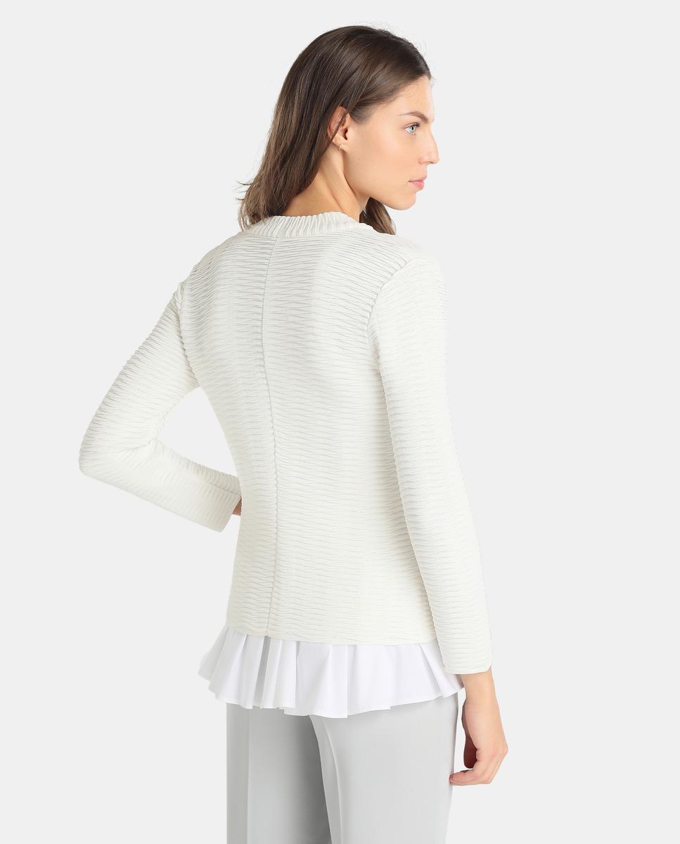Veste armani blanche