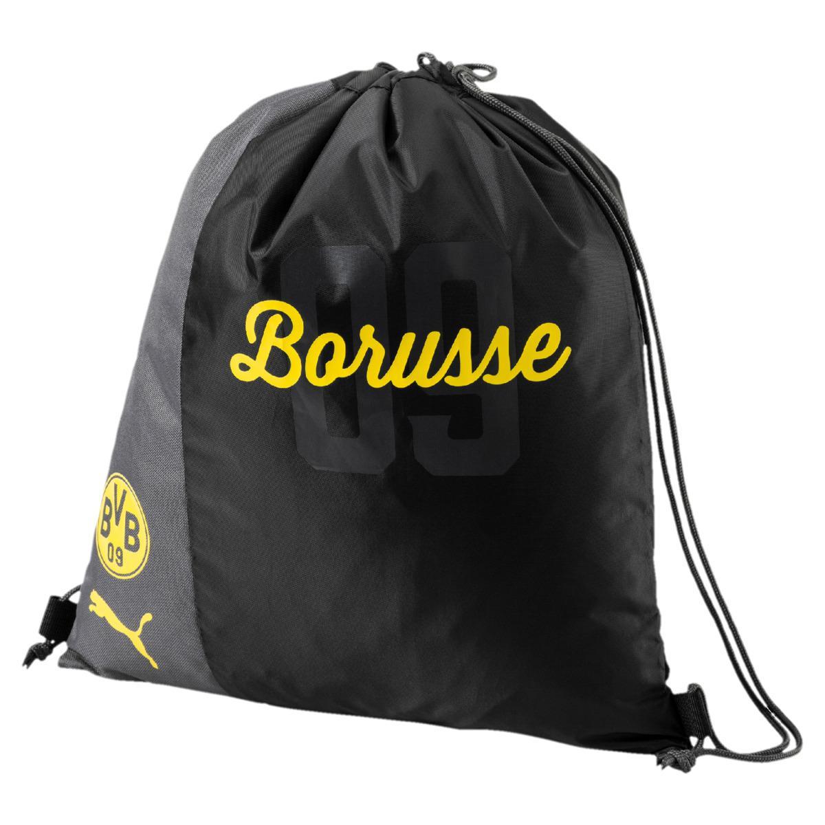 ... PUMA. Mens Black Borussia Dortmund Bvb Fanwear Gymsack new arrival  89464 a05f3 ... af59135f138be