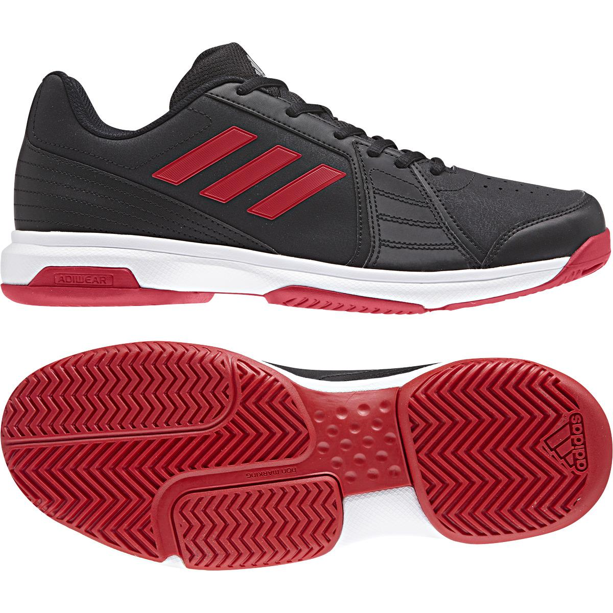fb7705d4e45 Lyst - adidas Approach Tennis paddle Tennis Shoes in Red for Men