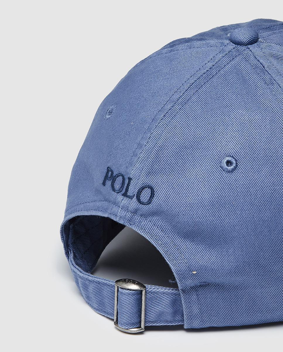 Polo Ralph Lauren Classic Sport Cap in Blue for Men - Lyst 28682de13764