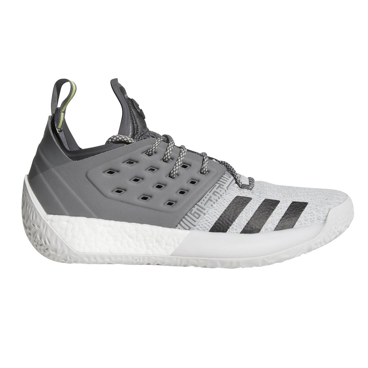 e52dcefdebb9f8 Adidas Harden Vol 2 Basketball Boots in Gray for Men - Lyst