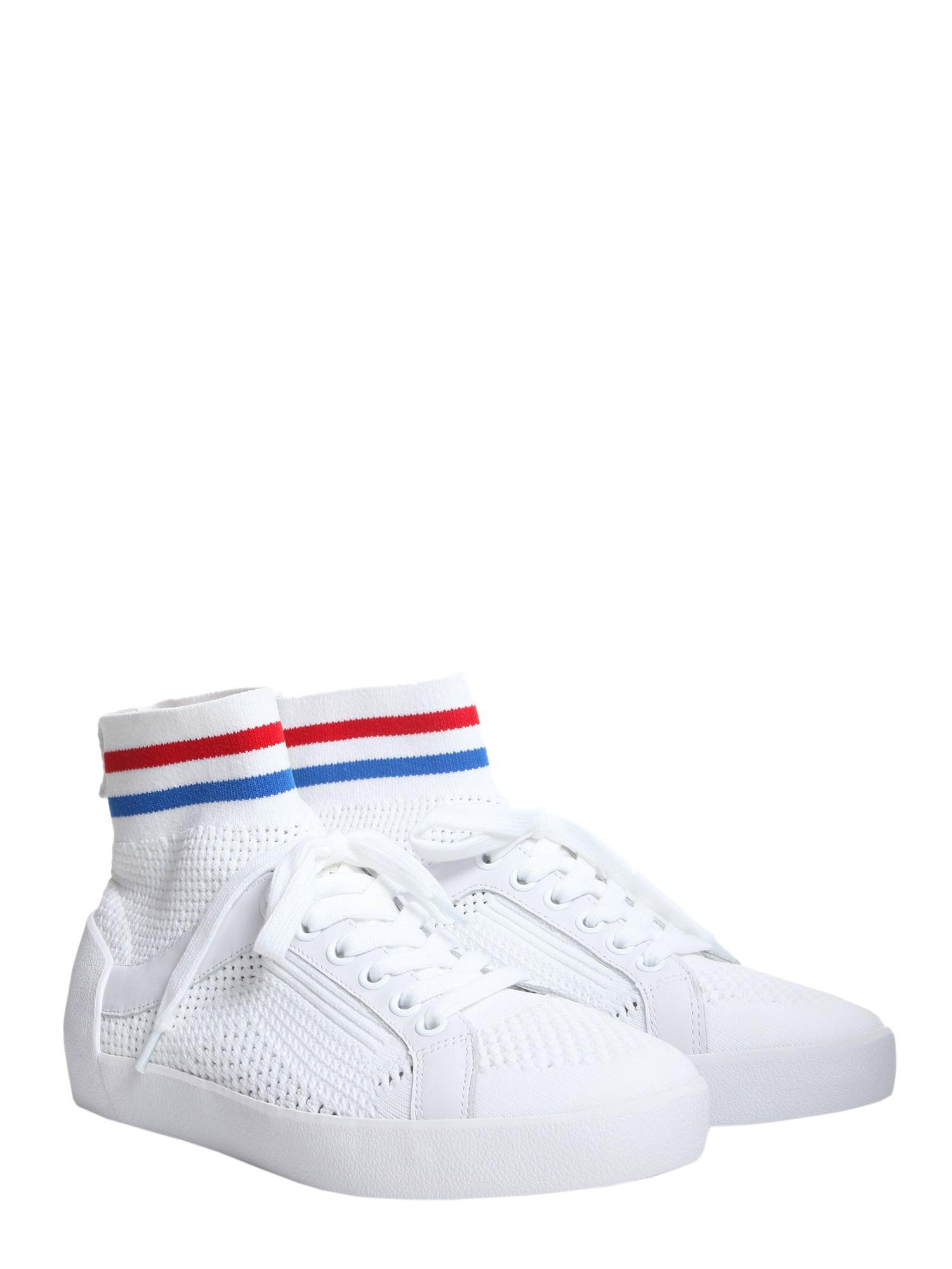 White Ninja pierced sneakers Ash Cost Cheap Sale Latest Sale Sast 4MOC8jHey