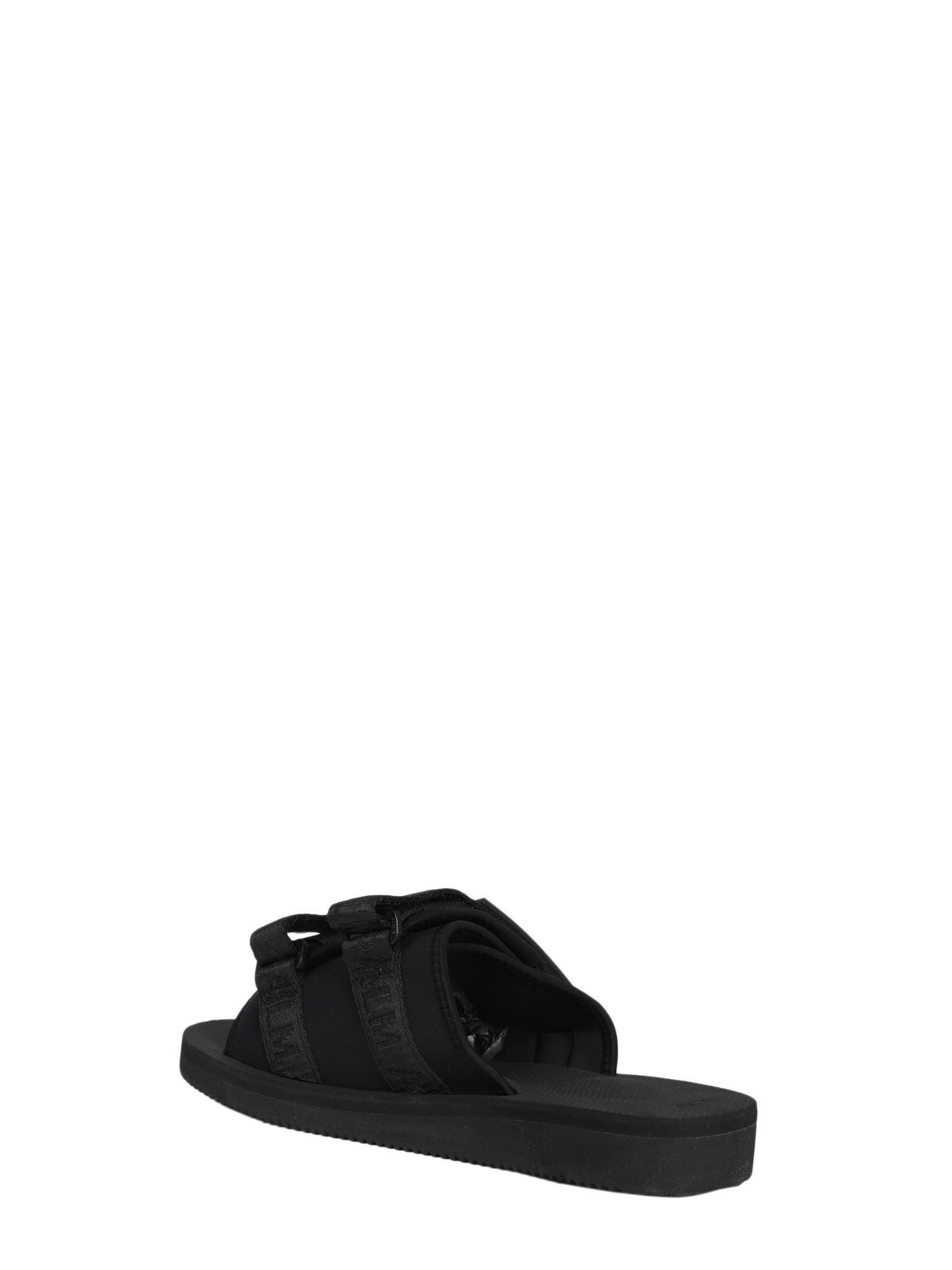 10a13b81e15d Palm Angels Suicoke Sandals In Neoprene in Black for Men - Lyst