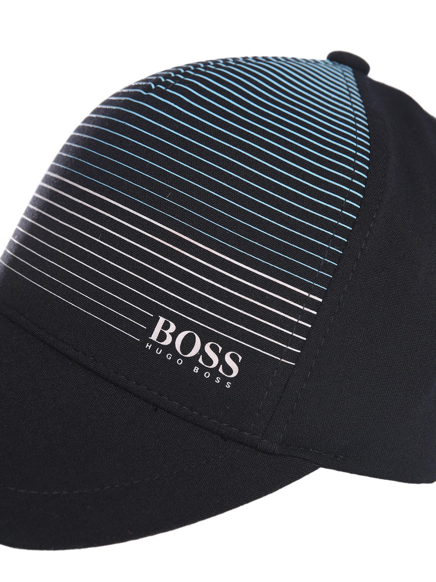 Boss Athleisure Cappello Con Visiera E Stampa in Black for Men - Lyst 0e0120b92b5