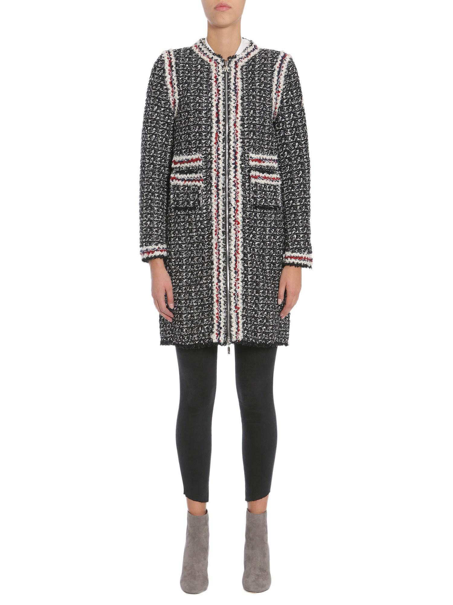47aee0583844 Lyst - Moncler Gamme Rouge Cappotto