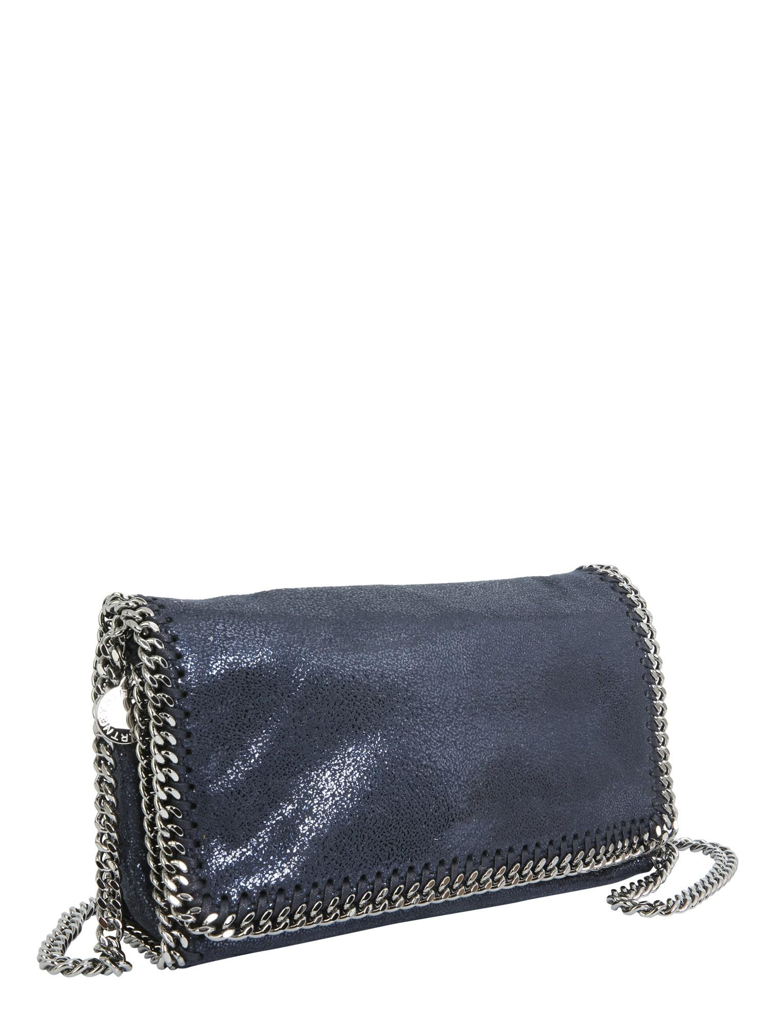 Stella McCartney Falabella Crossbody Bag in Black - Lyst a367b888c98ef