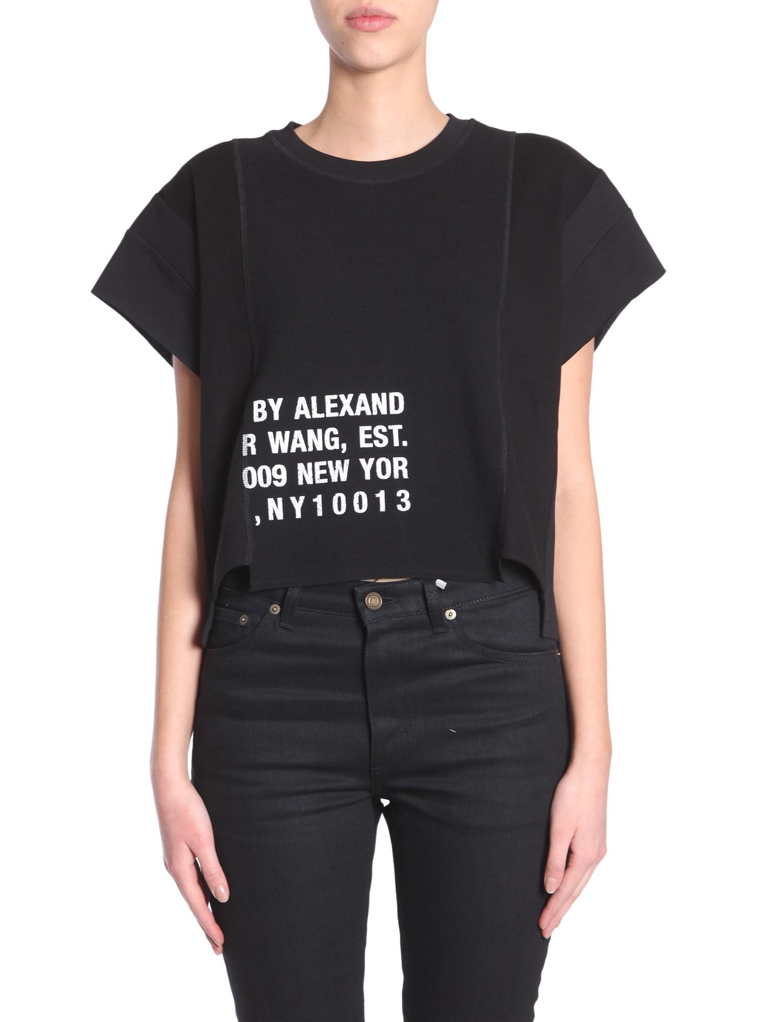 T By Alexander Wang Woman Pleated Cotton-jersey Peplum Top White Size S Alexander Wang Shipping Outlet Store Online Newest Online Pictures For Sale Cheap Footaction Outlet Really thct2nkR