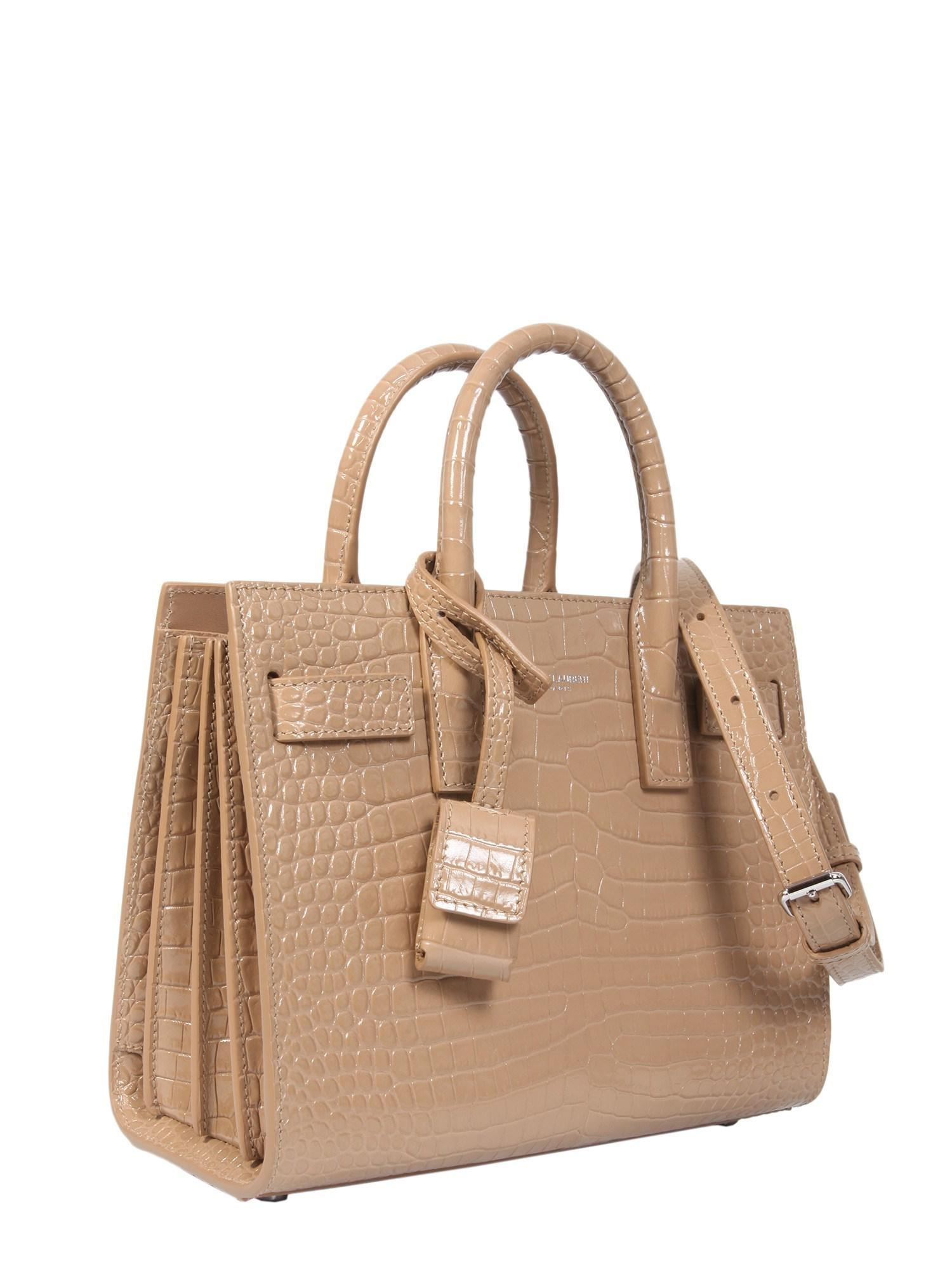 0c23414002 Gallery. Previously sold at  Eleonora Bonucci · Women s Saint Laurent Sac  De Jour ...