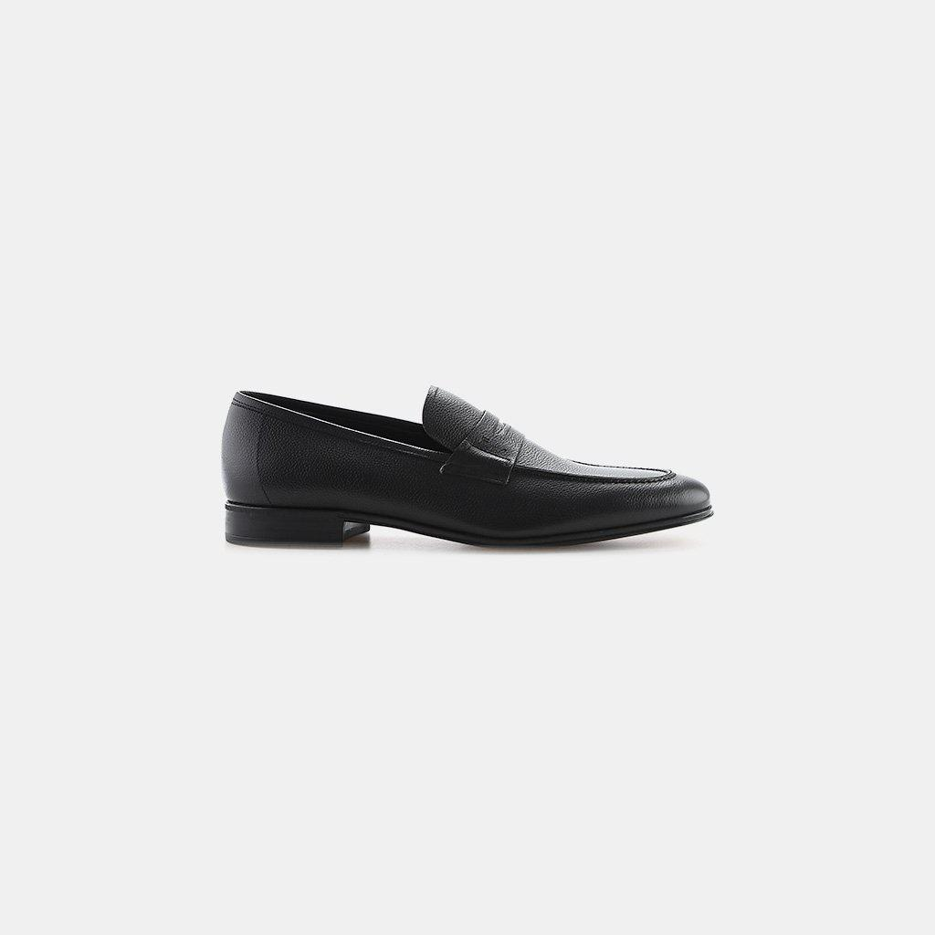 b670205476d Gallery. Previously sold at  Elevtd · Men s Penny Loafers ...