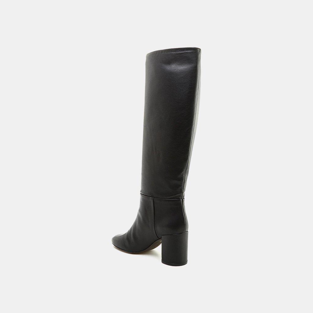 e070a2390196 Tory Burch - Black Brooke Slouchy Boot - Lyst. View fullscreen