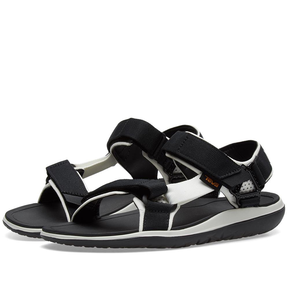712e8bbc1de9d5 Neighborhood X Teva Universal 2.0 Sandal in Black for Men - Lyst