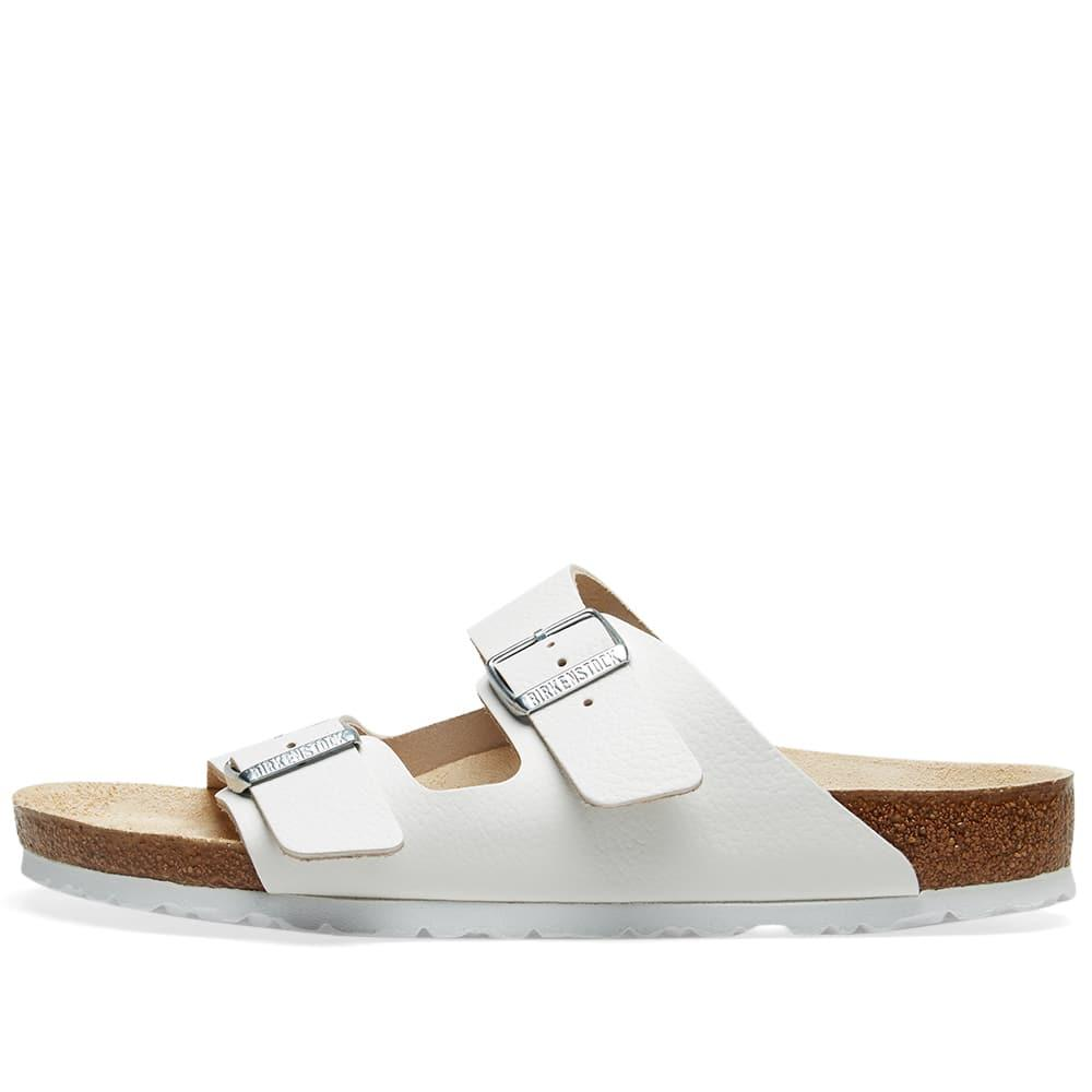 9524e66eb0b Birkenstock - White Arizona for Men - Lyst. View fullscreen