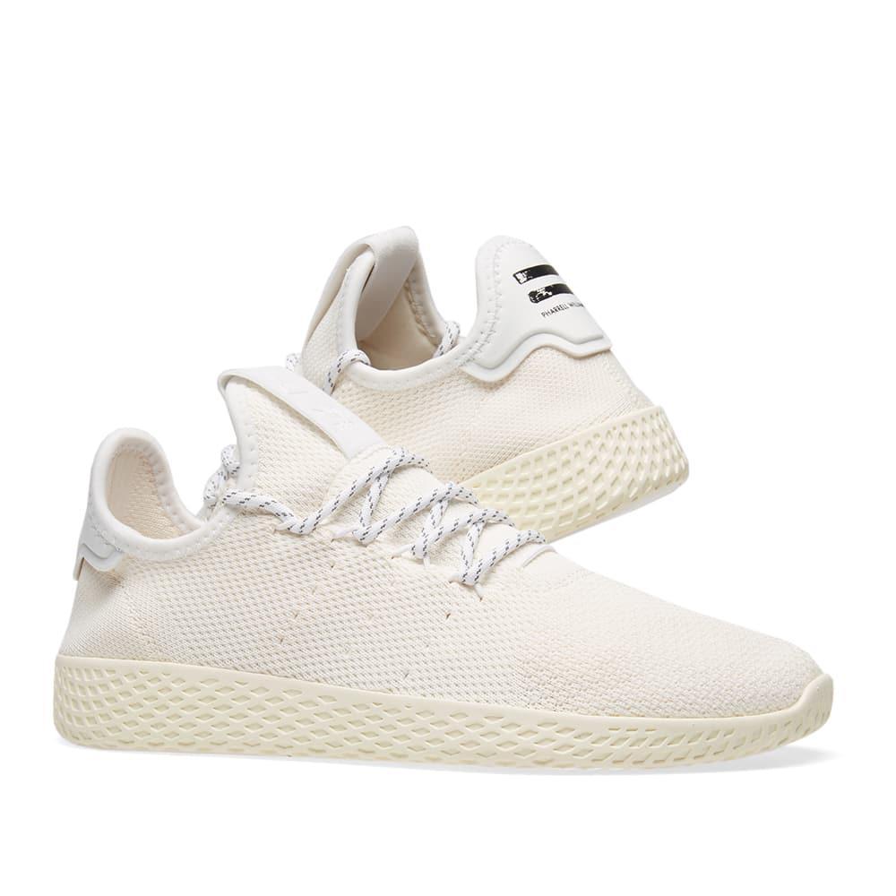 155ea0bcd Lyst - adidas X Pharrell Williams Hu Tennis Hu  blank Canvas  in ...