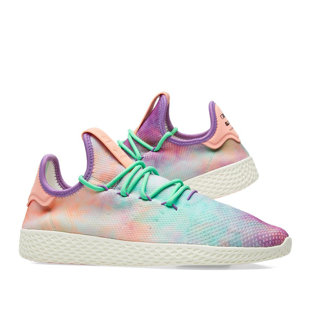 cfc67fc5bbfa7 Lyst - adidas X Pharrell Williams Hu Tennis Hu  holi Powder Dye