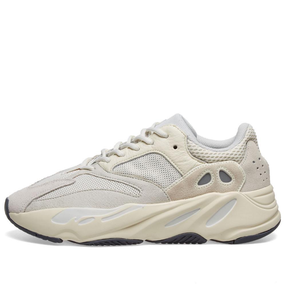 3dd228c291817 Adidas - White Yeezy Boost 700 for Men - Lyst. View fullscreen