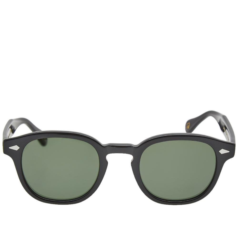 cfcbfc59a1b Moscot - Black Lemtosh Sunglasses for Men - Lyst. View fullscreen