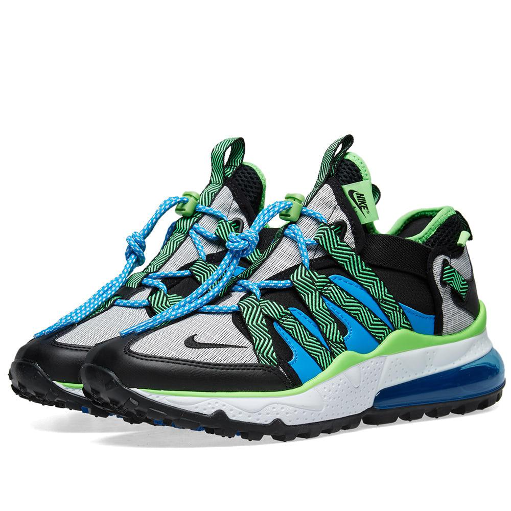 c0f4ee8a43ec Nike Air Max 270 Bowfin in Blue for Men - Save 21% - Lyst