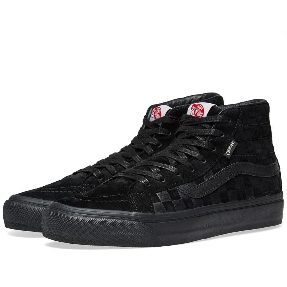 6a3fcaa4c6 Lyst - Vans Og Sk8-hi Gtx Lx Sneaker in Black for Men