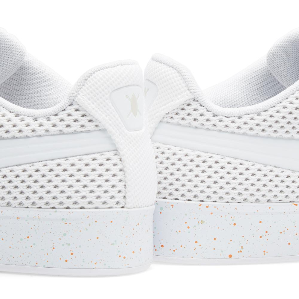 7a2bf19261348d PUMA X Daily Paper Court Platform Knitsplat in White for Men - Lyst