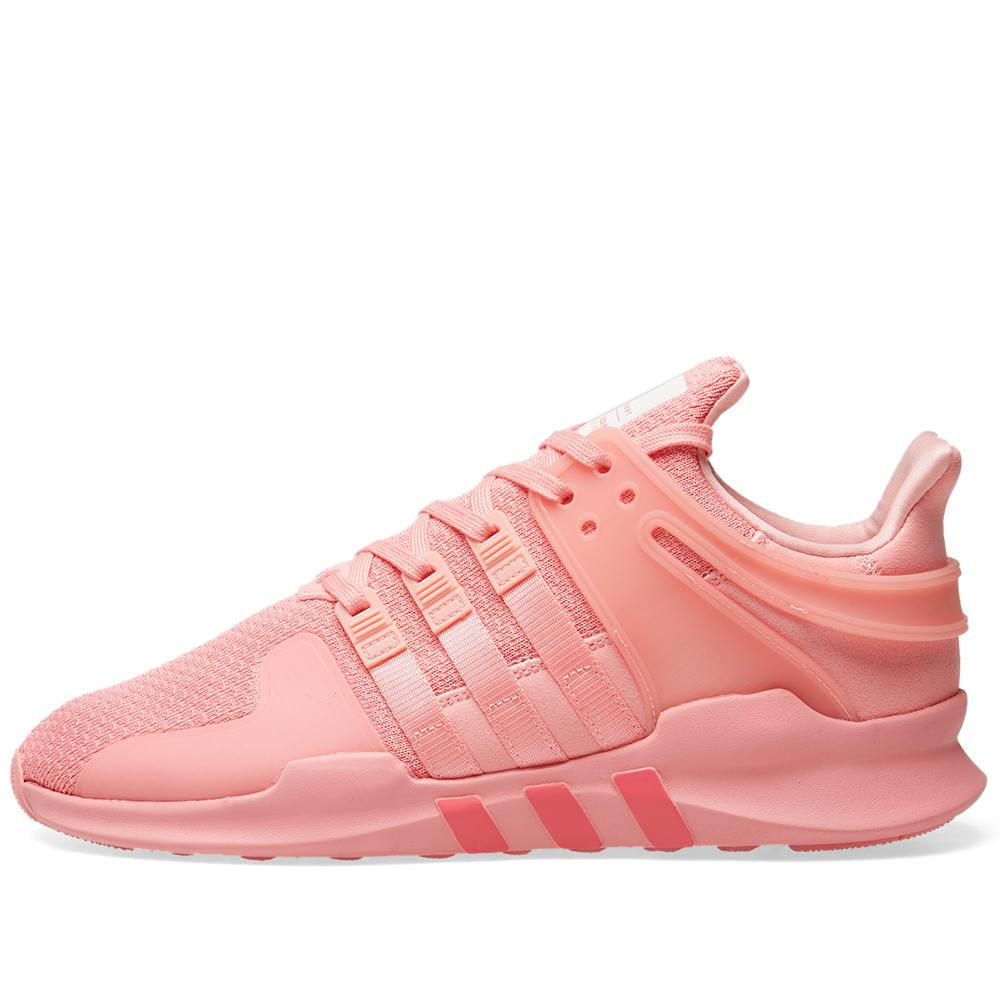 separation shoes fe464 646c7 Adidas - Pink Eqt Support Adv W - Lyst. View fullscreen
