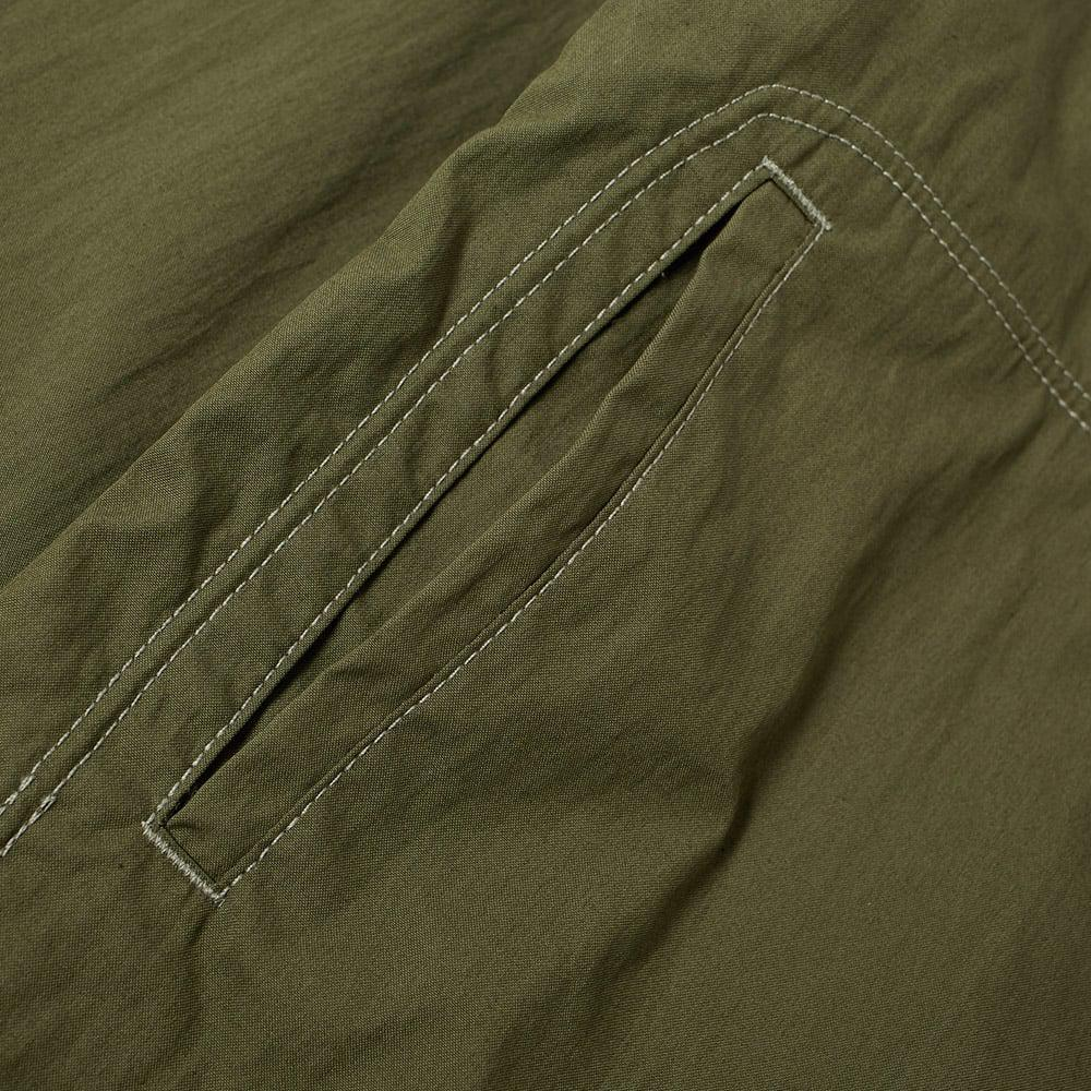 24361a39d09e Nigel Cabourn - Green Lybro Rats Bomber Jacket for Men - Lyst. View  fullscreen