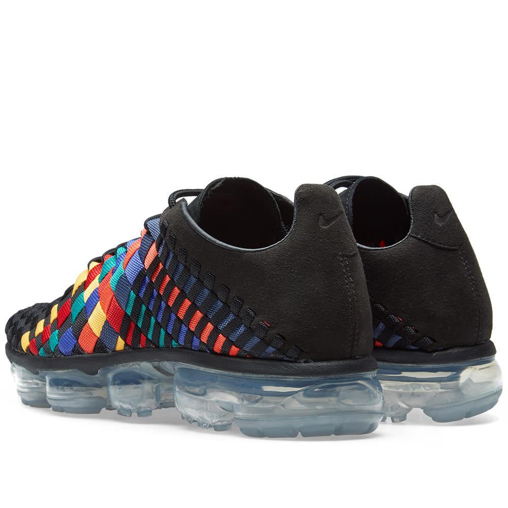 pretty nice d438c f9674 Nike Air Vapormax Inneva in Black for Men - Lyst