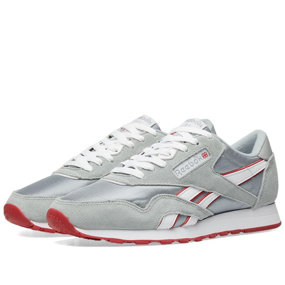 899d0cf665851f Reebok Classic Nylon Archive in Gray for Men - Save 20% - Lyst