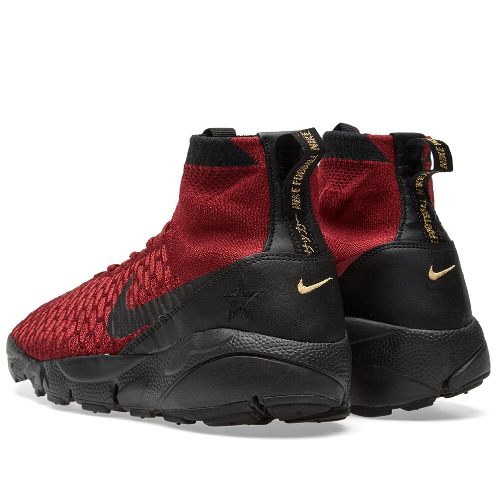 thoughts on best sneakers detailing Nike Air Footscape Magista Flyknit Fc in Red for Men - Lyst