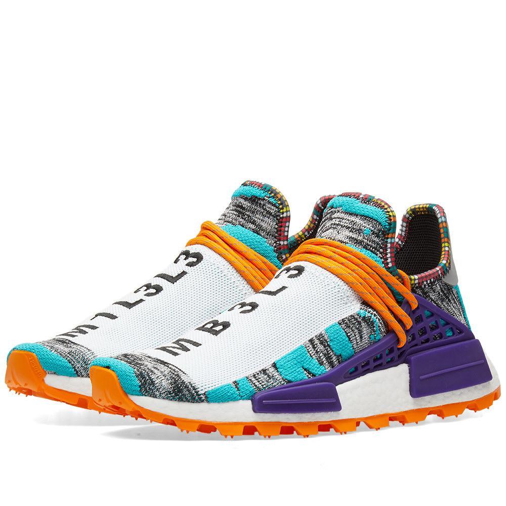 30cabe9eaa1bd adidas Originals. Men s Blue Adidas Originals By Pharrell Williams Solarhu  Nmd
