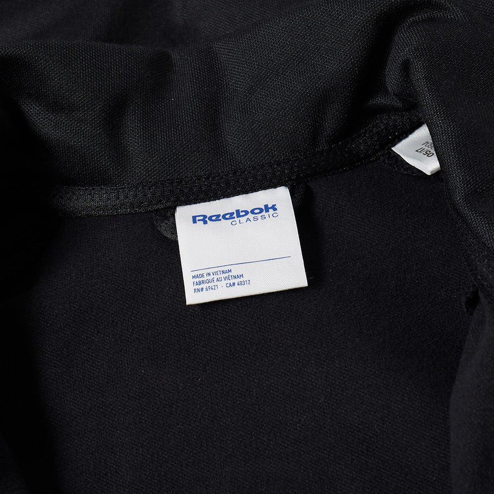 f5f0791c80807 Reebok - Black Franchise Track Top for Men - Lyst. View fullscreen