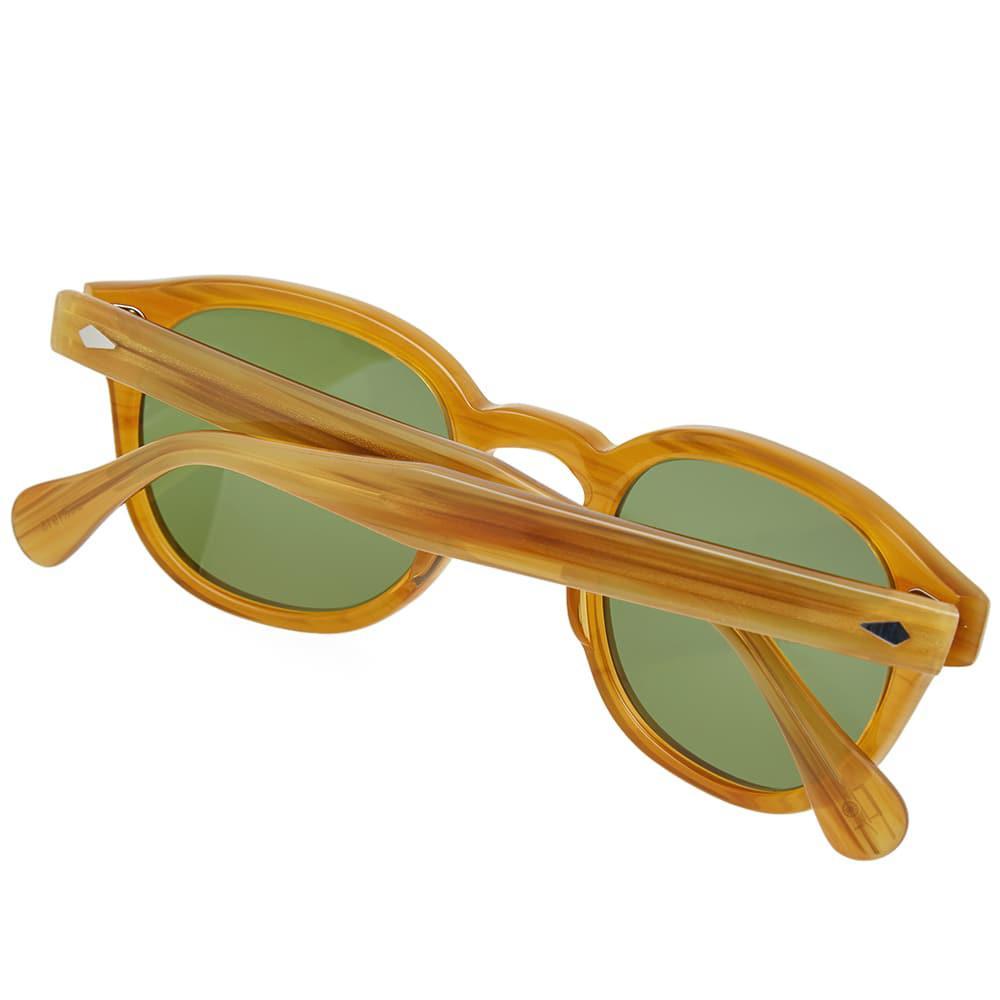 68040e238780 Moscot - Brown Lemtosh Sunglasses for Men - Lyst. View fullscreen