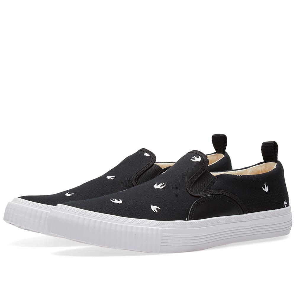 McQ Alexander McQueen McQ by Alexander McQueen Netil Slip-On Sneakers w/ Tags cheap sale 2014 newest best place to buy buy online with paypal cheap sale cost W1IQJg3rO