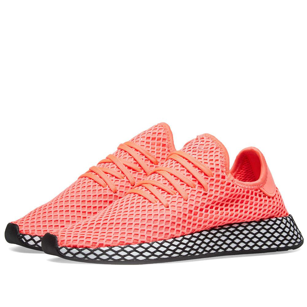 869e18f0a adidas Deerupt Runner in Pink for Men - Save 56% - Lyst