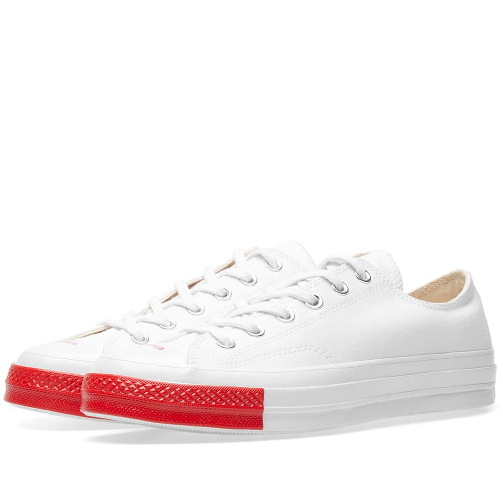 7e119bb549e Lyst - Converse X Undercover Chuck Taylor 1970s Ox in White for Men ...