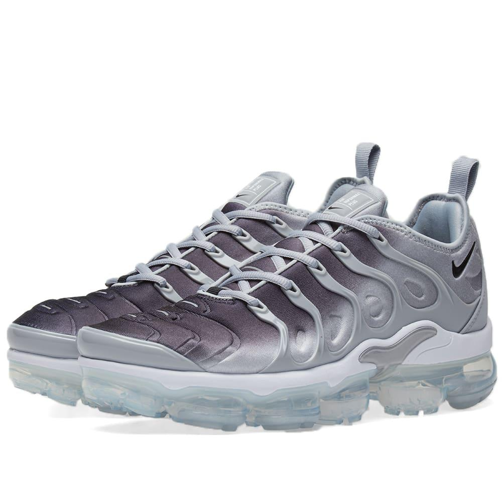 362030500a7 Nike Air Vapormax Plus in Gray for Men - Lyst