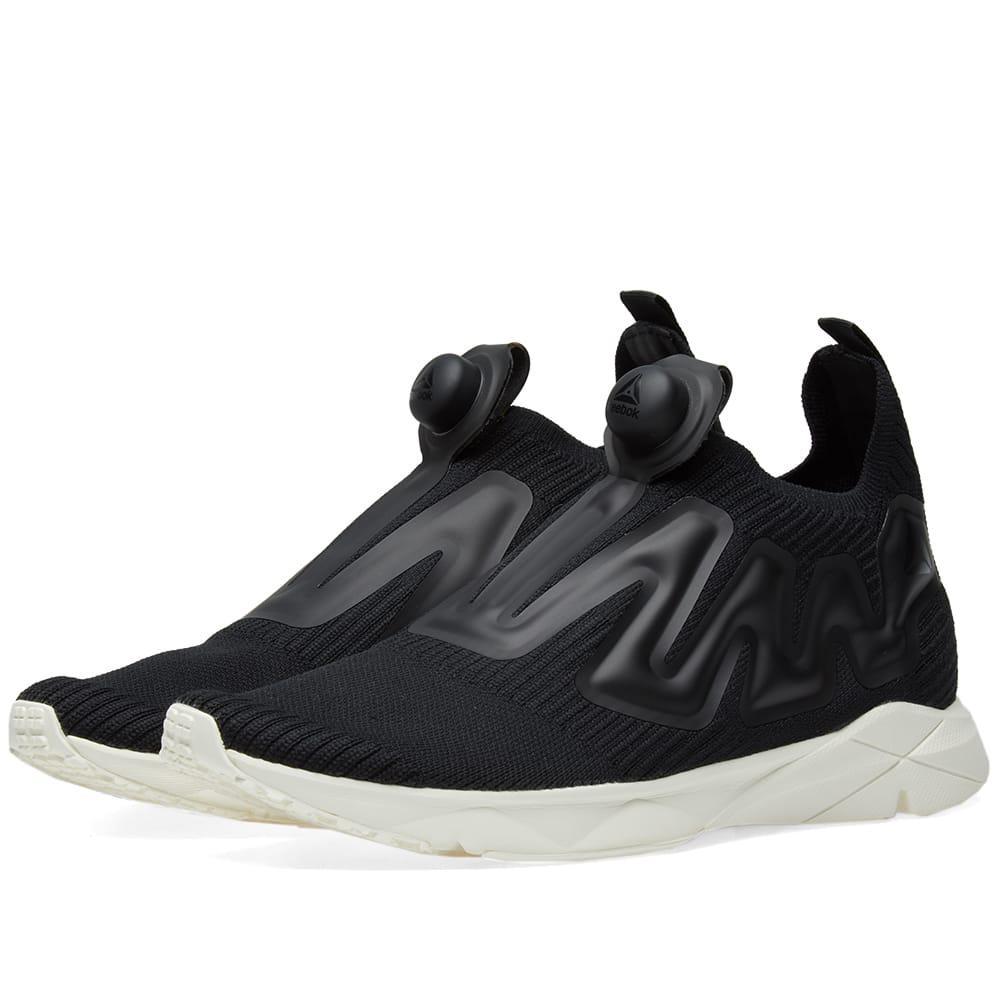 23c5abb223bde Reebok Pump Supreme Premium in Black for Men - Save 25% - Lyst