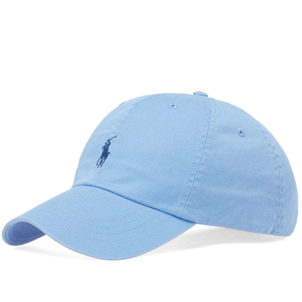 Lyst - Polo Ralph Lauren Classic Baseball Cap in Blue for Men - Save 48% 5c5ee140ee9a