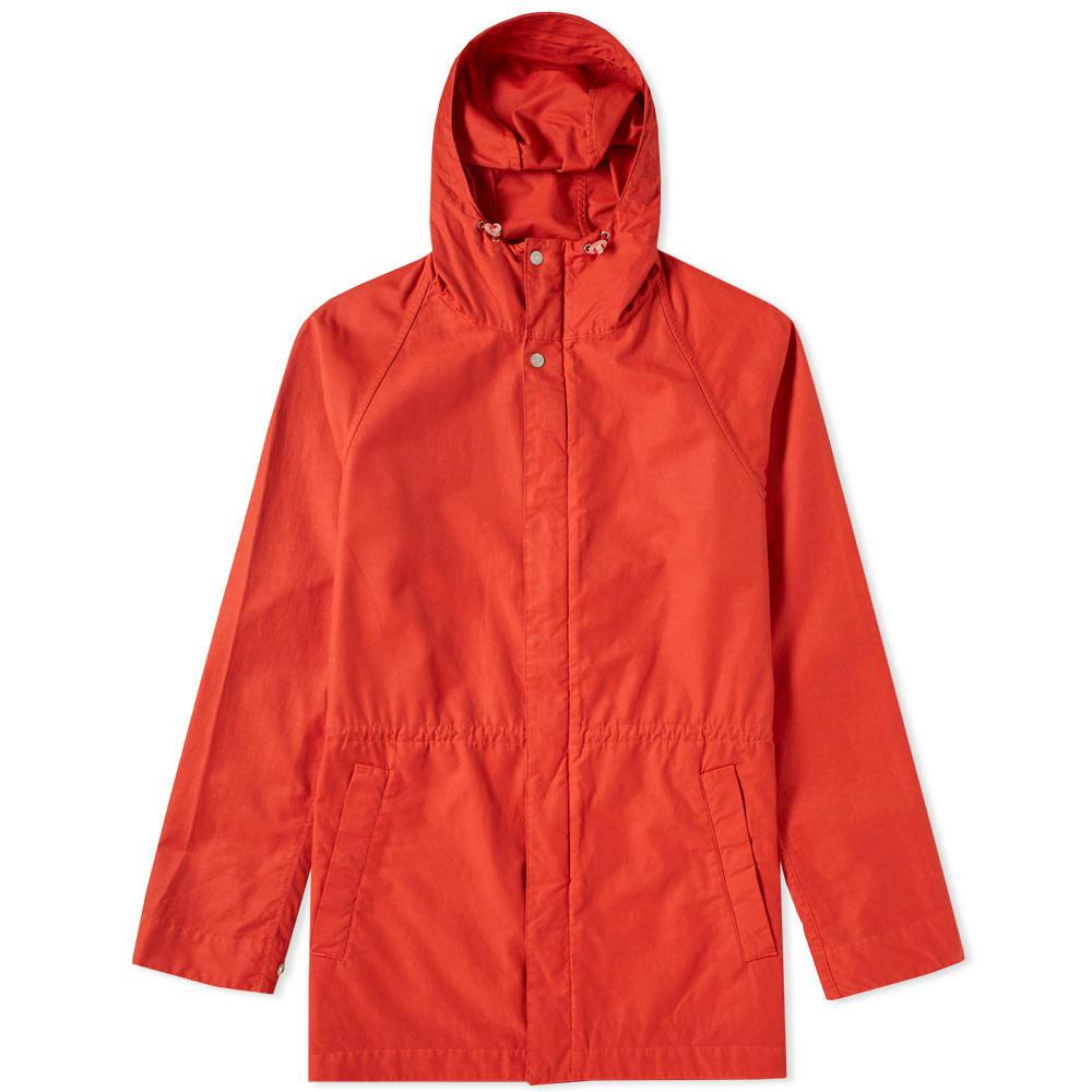 9cc1733bd34 Lyst - Norse Projects Lindisfarne Nylon Jacket in Red for Men