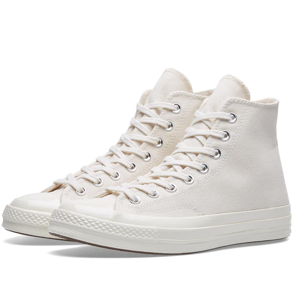 492045aa6f77 Lyst - Converse Chuck Taylor 1970s Hi Vintage Canvas in White for Men