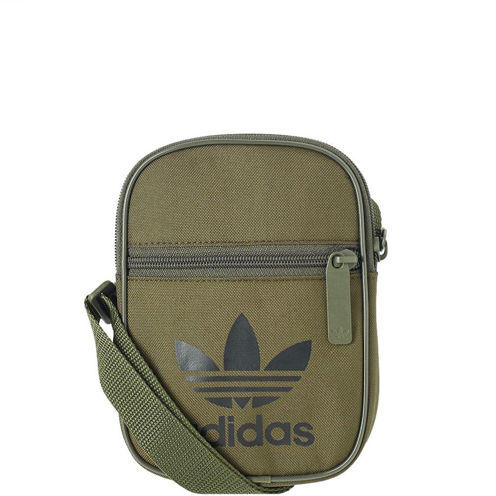 f8729e150a30 Lyst - adidas Trefoil Festival Bag in Green for Men