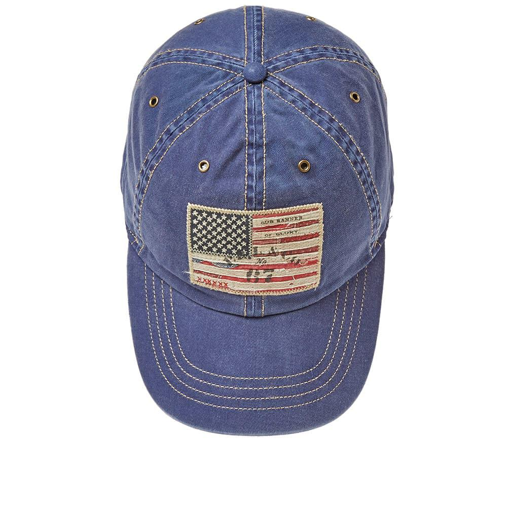 American Flag Trucker Hat Made In Usa